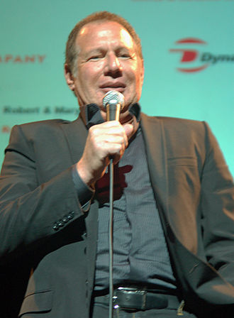 Garry Shandling - Shandling at the Night of Comedy 9 benefit in Beverly Hills, California on April 30, 2011