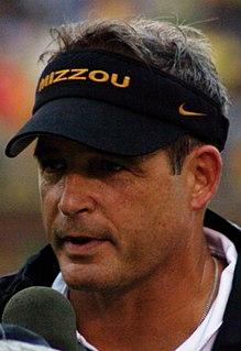 Gary Pinkel American football coach