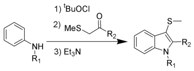 Gassman Indole Synthesis Summary.png