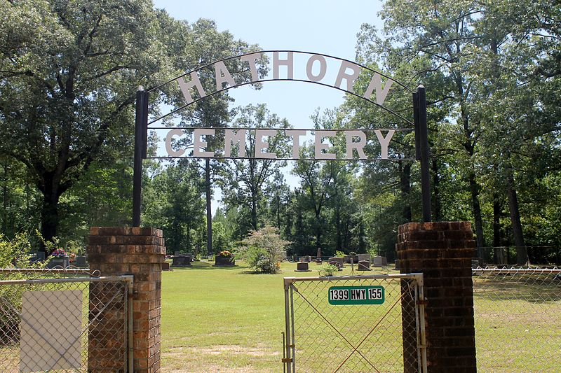 File:Gate to Hathorn Cemetery, Ashland, LA IMG 7116.JPG