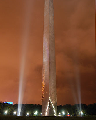 Gateway Arch - The arch's lighting system