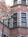 Gdańsk, historical armory, gargoyl.JPG