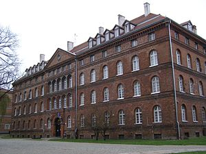 Gdansk Muzeum Poczty Polskiej
