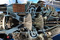 Gearbox and compressors of sectioned Rolls-Royce Dart turboprop.jpg