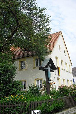 Geburtshaus Josef Stimpfle Maihingen