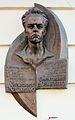 Gedenktafel Bismarckstr 69 (Charl) Oleksandr Dowschenko.jpg