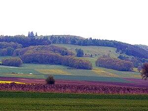 Gelber Berg - Image: Gelber berg
