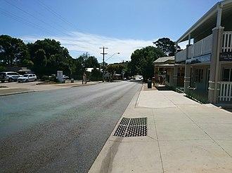 Gembrook, Victoria - Image: Gembrook Main Street