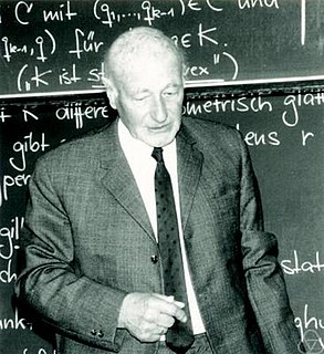 Georg Nöbeling German mathematician