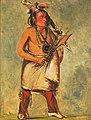 George Catlin - Wa-kon-chásh-kaw, He Who Comes on the Thunder - 1985.66.211 - Smithsonian American Art Museum.jpg