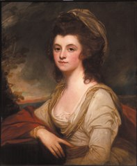 Portrait of Lady Bentinck