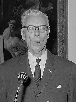 Langemeijer in 1966