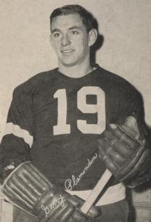 Gerry Plamondon Canadian ice hockey player