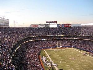 Giants Stadium.