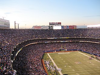 Giants Stadium - Giants Stadium in 2006