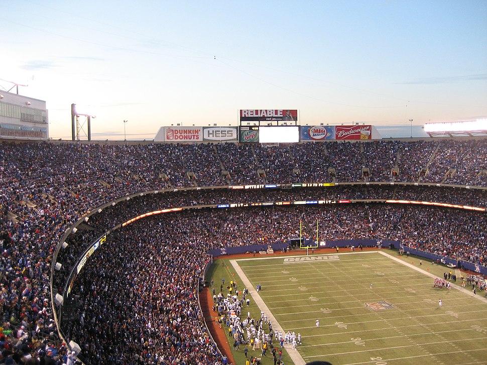 Giants Stadium 2006