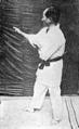Gichin Funakoshi - Heian Nidan (14).png