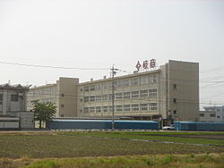 GifuCity Gifu Commercial Highschool01.JPG