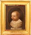 Giovan battista paggi, ritratto della figlia maria caterina in fasce, 1612.JPG