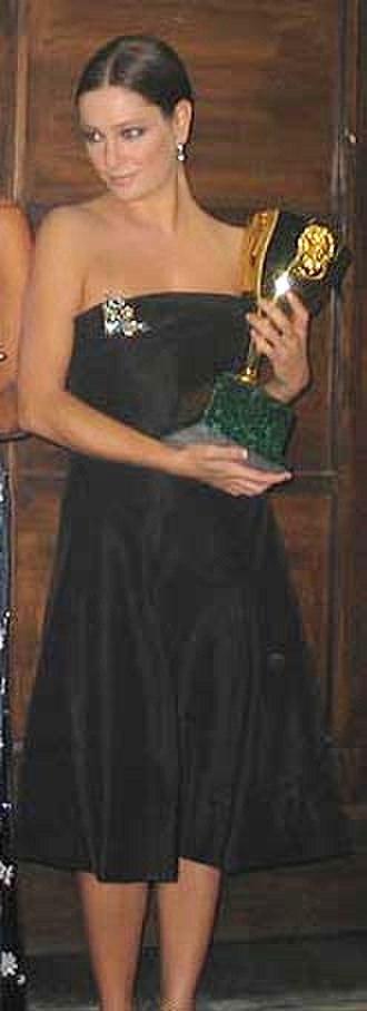 62nd Venice International Film Festival - Giovanna Mezzogiorno, winner of Volpi Cup Best Actress at 62nd Venice International Film Festival