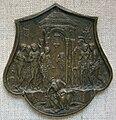 Giovanni di fondulino fonduli, morte di marco curzio, 1472-73 circa.JPG