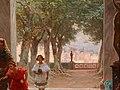 Giovanni muzzioli, giovani giocatori di bocce, 1885-1890 (mi, enrico gallerie d'arte) 04.jpg