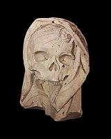 Gisleni Marble skull.jpg