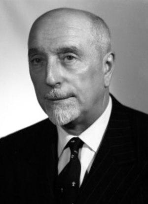 Italian Minister of Agriculture - Image: Giuseppe Medici