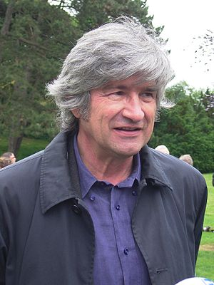 Giuseppe Penone - Giuseppe Penone in 2010