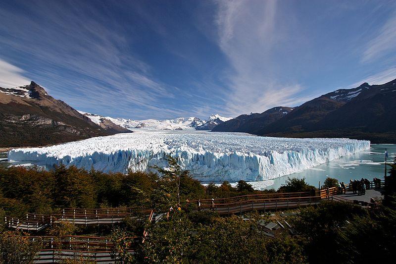 Патогония - Аргентинское озеро
