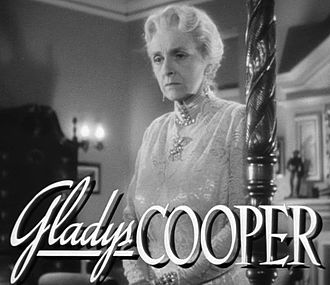 Gladys Cooper - Cooper in Now, Voyager (1942)