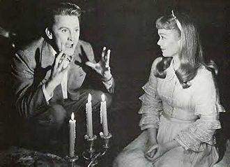 The Glass Menagerie (1950 film) - Kirk Douglas and Jane Wyman in the film's trailer