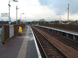Glenrothes with Thornton railway station 1.jpg