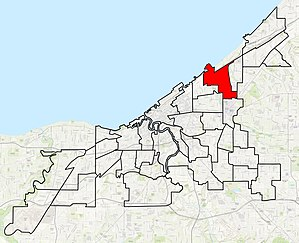 Glenville, Cleveland - Image: Glenville Cleveland