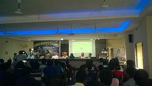 Gobardanga Hindu College - A science program by anuranan, Gobardanga Hindu College