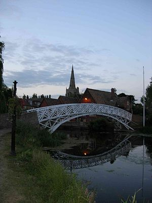 Godmanchester - The Chinese Bridge