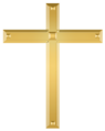 Golden christian cross.png