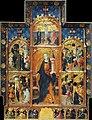 Gonçal Peris Sarrià - Altarpiece of Saint Barbara - Google Art Project.jpg