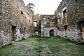 Gondar, cittadella, salone di dawit 03.jpg