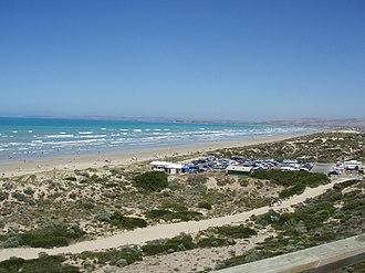 Sir Richard Peninsula - Goolwa Beach