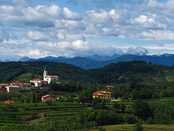 Goriška Brda, Slovenia vineyards.jpg