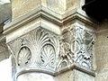 Gournay-en-Bray (76), collégiale St-Hildevert, nef, chapiteaux du 1er pilier libre du sud, côté est.jpg