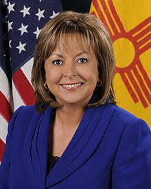 = Susana Martinez in 2011