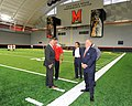 Governor Visits University of Maryland Football Team (36922343345).jpg