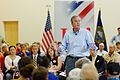 Governor of Florida Jeb Bush at TurboCam, Barrington, New Hampshire on August 42th by Michael Vadon.jpg