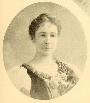Samuel G. Hilborn - Grace Hilborn, daughter of Samuel G. Hilborn