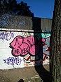 Graffiti in Piazzale Pino Pascali - panoramio (2).jpg