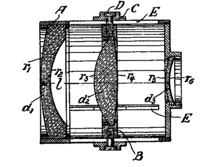 Первый трансфокатор для
