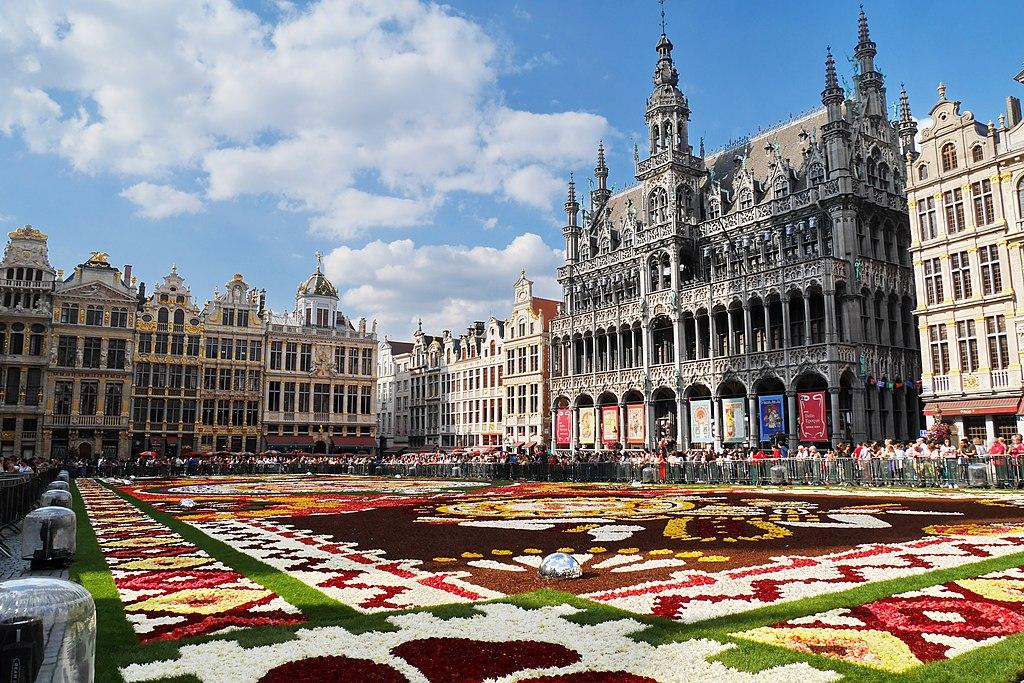 Grand Place Brussels Belgium Travel Europe