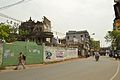 Grand Trunk Road and Raj Narayan Roy Choudhury Ghat Road Junction - Howrah 2014-06-15 5113.JPG